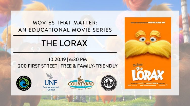 the lorax banner