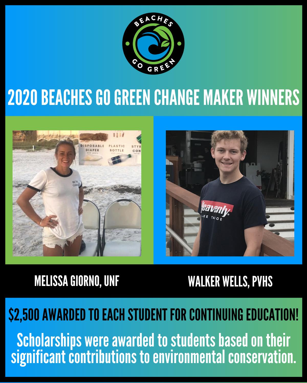 Change Maker Scholarship-2